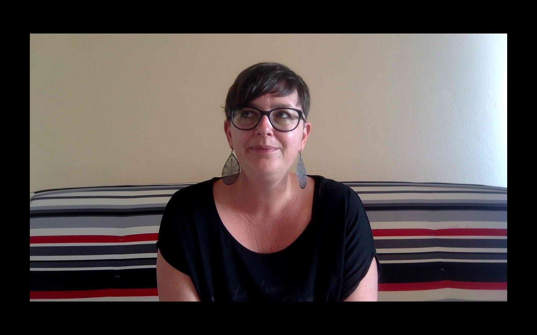 Delphine Debauve, fondatrice d'Entrepreneures Spirituelles